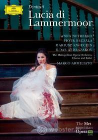 Gaetano Donizetti. Lucia di Lammermoor (2 Dvd)
