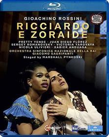 Gioacchino Rossini - Ricciardo E Zoraide (Blu-ray)