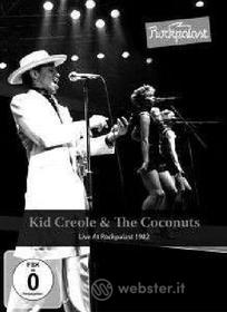 Kid Creole & The Coconuts. Live At Rockpalast 1982 (2 Dvd)