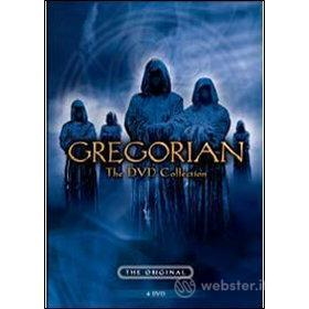 Gregorian. The DVD Collection (4 Dvd)