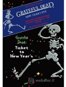 Grateful Dead - Ticket To New Years