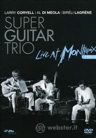 Super Guitar Trio - Live At Montreux 1989