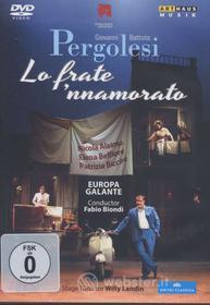 Giovanni Battista Pergolesi. Lo frate 'nnamorato (2 Dvd)