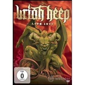 Uriah Heep. Live 1975