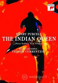Henry Purcell. The indian queen (Blu-ray)