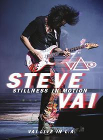 Steve Vai. Stillness In Motion (2 Dvd)