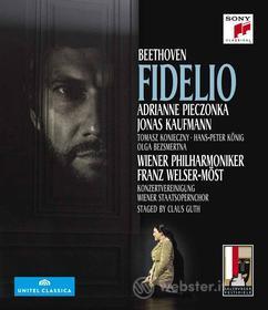 Ludwig van Beethoven. Fidelio (Blu-ray)