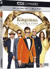 Kingsman - Il Cerchio D'Oro (4K Ultra Hd+Blu-Ray) (2 Blu-ray)