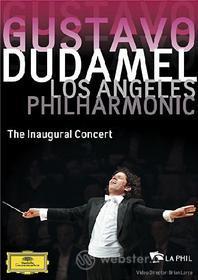 Gustavo Dudamel. The Inaugural Concert