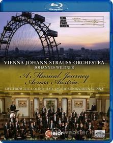 Wildner,Johannes/Wiener Johann Strauss Orchester - A Musical Journey Across Austria [Blu-Ray] (Blu-ray)