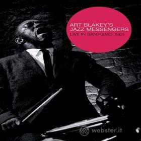 Art Blakey & The Jazz Messangers - Live In San Remo 1963