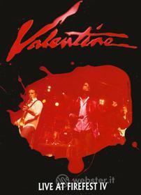 Valentine - Live At Firefest Iv (2 Dvd)