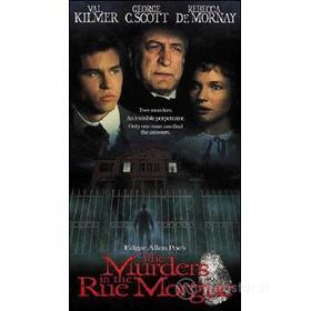 The Murders in the Rue Morgue. Il male insidia la notte