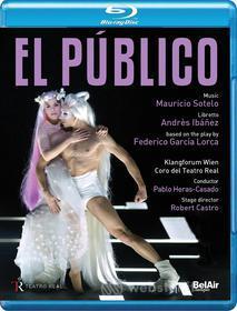 Mauricio Sotelo. El Público (Blu-ray)