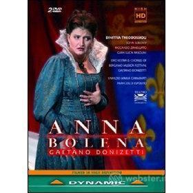 Gaetano Donizetti. Anna Bolena (2 Dvd)