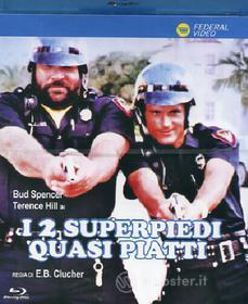 I due superpiedi quasi piatti (Blu-ray)