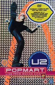 U2. Popmart. Live from Mexico City