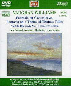 Ralph Vaughan Williams - Fantasia On Greensleeves (Dvd Audio)