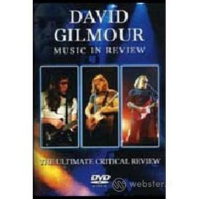 David Gilmour. Music In Review
