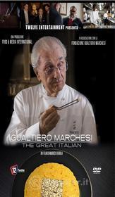 Gualtiero Marchesi - The Great Italian (Dvd+Cd)