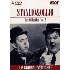 Stanlio e Ollio. Le grandi comiche. Box Collection. Vol. 2 (4 Dvd)
