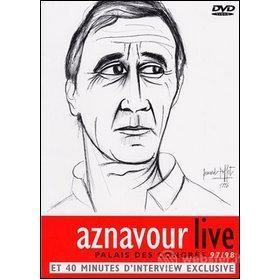 Charles Aznavour. Live at Palais des Congres 97 / 98