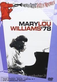 Mary Lou 78 Williams - Norman Granz Jazz In Montreux