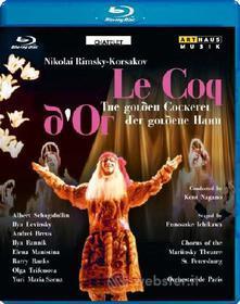Nikolai Rimsky-Korsakov. Le Coq d'or (Blu-ray)