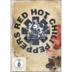 Red Hot Chili Peppers. So Much Live