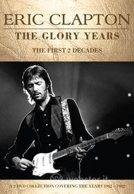 Eric Clapton. The Glory Years (2 Dvd)