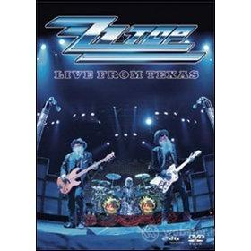 ZZ Top. Live From Texas (Edizione Speciale)