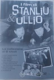 I Film Di Stanlio E Ollio (6 Dvd)