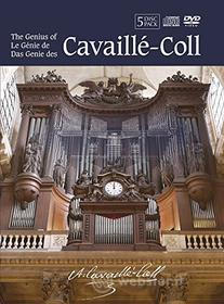 Aristide Cavaille'-Coll -  The Genius Of Cavaille' (3 Dvd+2 Cd)