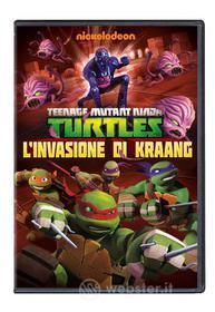 Teenage Mutant Ninja Turtles. L'invasione dei Kraang