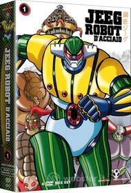 Jeeg Robot D'Acciaio #01 (6 Dvd)
