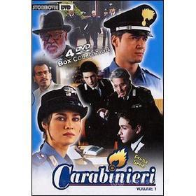 Carabinieri. Serie 1. Vol. 1 (4 Dvd)