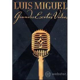 Luis Miguel. Grandes Exitos Videos (2 Dvd)