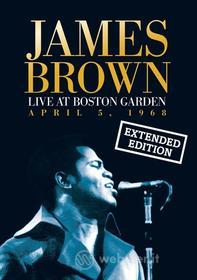 James Brown - Live At The Boston Garden