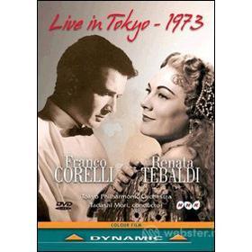 Franco Corelli / Renata Tebaldi. Live In Tokyo 1973