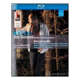 Wolfgang Amadeus Mozart. Don Giovanni (Blu-ray)