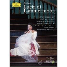 Gaetano Donizetti. Lucia di Lammermoor (Blu-ray)