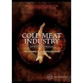 Cold Meat Industry. Live In Australia