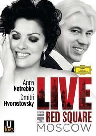 Anna Netrebko & Dmitri Hvorostovsky. Live From Red Square. Moscow (Blu-ray)
