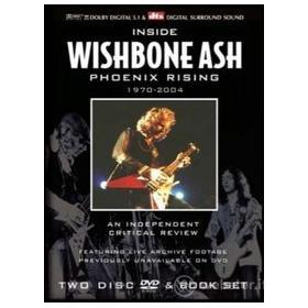 Wishbone Ash. Inside. 1970 - 2004 (2 Dvd)