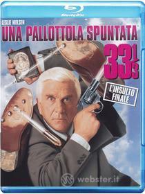 La Pallottola Spuntata 33 1/3 (Blu-ray)