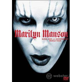 Marilyn Manson. Guns, God And Government World Tour