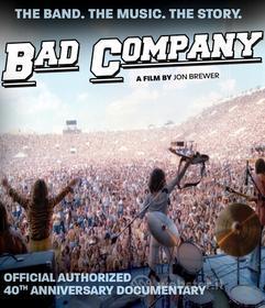 Bad Company - Bad Company: Official Authorized 40Th Anniversary (Blu-ray)