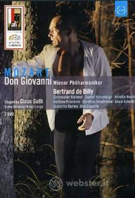 Wolfgang Amadeus Mozart. Don Giovanni (2 Dvd)