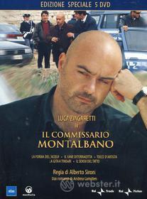 Il commissario Montalbano. Box 1 (5 Dvd)