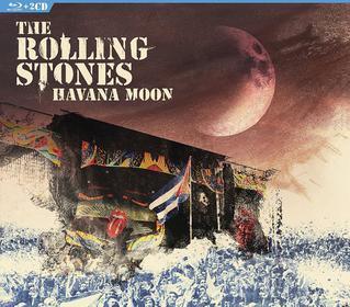 The Rolling Stones - Havana Moon (3 Blu-ray)